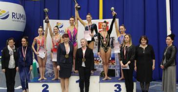 Drużynowe Mistrzostwa Polski w Gimnastyce Artystycznej