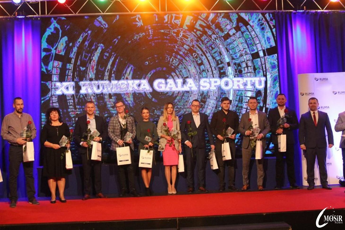 Wyniki XI Rumskiej Gali Sportu