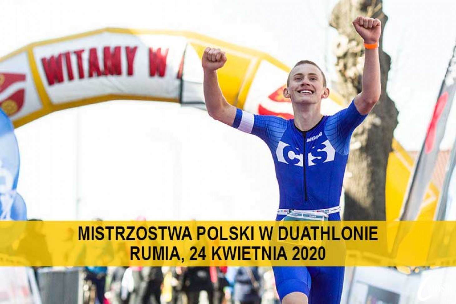 Energy KidsRun/Mistrzostwa Polski w Duathlonie