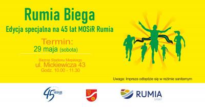 Rumia Biega 2021 - edycja specjalna