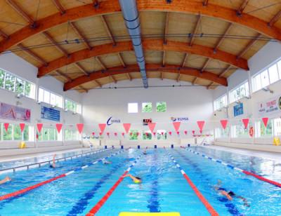 Funkcjonowanie pływalni od 12 lutego