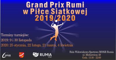Grand Prix Rumi w Piłce Siatkowej