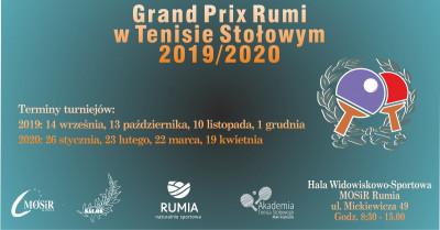 Grand Prix Rumi w Tenisie Stołowym